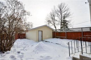 Photo 13: 550 Berwick Place in Winnipeg: Lord Roberts Residential for sale (1Aw)  : MLS®# 1800762