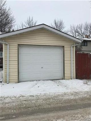 Photo 16: 550 Berwick Place in Winnipeg: Lord Roberts Residential for sale (1Aw)  : MLS®# 1800762
