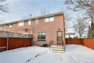 Photo 15: 550 Berwick Place in Winnipeg: Lord Roberts Residential for sale (1Aw)  : MLS®# 1800762