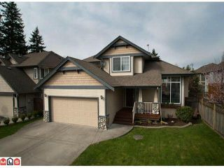 Photo 1: 27225 26B AVENUE in Langley: Aldergrove Langley House for sale : MLS®# R2217490