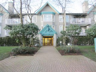 Photo 1: 114 15110 108 Avenue in Surrey: Bolivar Heights Condo for sale (North Surrey)  : MLS®# R2239803