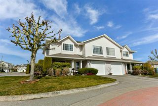 "Photo 1: 28 31255 UPPER MACLURE Road in Abbotsford: Abbotsford West Townhouse for sale in ""Country Lane"" : MLS®# R2246805"