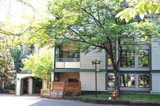 "Photo 1: 108 2915 GLEN Drive in Coquitlam: North Coquitlam Condo for sale in ""GLENBOROUGH"" : MLS®# R2274697"