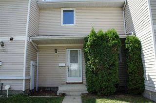 Main Photo: 14019 121 Street in Edmonton: Zone 27 Townhouse for sale : MLS®# E4116223