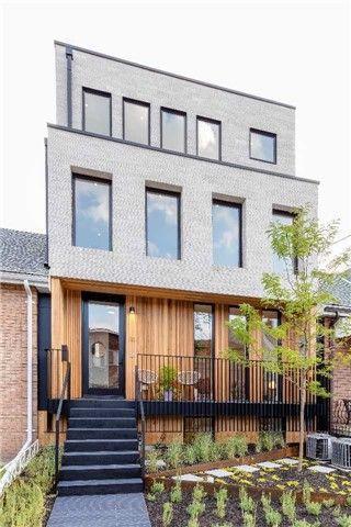 Main Photo: 14 Rolyat Street in Toronto: Trinity-Bellwoods House (3-Storey) for sale (Toronto C01)  : MLS®# C4207761