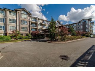 "Photo 1: 221 32729 GARIBALDI Drive in Abbotsford: Abbotsford West Condo for sale in ""Garibaldi Lane"" : MLS®# R2308339"