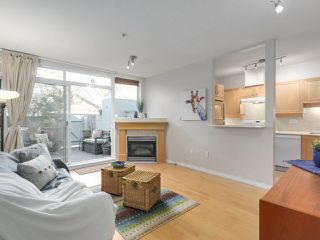 "Photo 4: 112 2929 W 4TH Avenue in Vancouver: Kitsilano Condo for sale in ""Madison"" (Vancouver West)  : MLS®# R2314958"