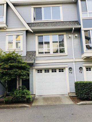 Main Photo: 69 16388 85 Avenue in Surrey: Fleetwood Tynehead Townhouse for sale : MLS®# R2329060