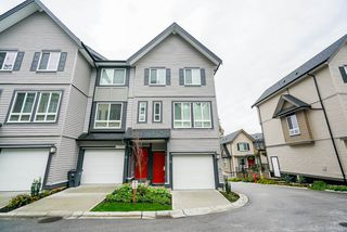 Main Photo: 33 14555 68 Avenue in Surrey: East Newton Townhouse for sale : MLS®# R2330417