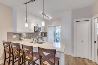 """Photo 4: 106 1405 DAYTON Street in Coquitlam: Burke Mountain Townhouse for sale in """"ERICA"""" : MLS®# R2333432"""