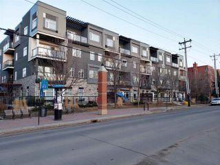 Main Photo: 102 8525 91 Street in Edmonton: Zone 18 Condo for sale : MLS®# E4141608