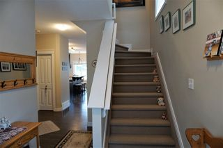 Photo 2: 49 SOUTH CREEK Wynd: Stony Plain House Half Duplex for sale : MLS®# E4143563