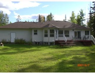 Photo 6: 4120 REEVES DR in Prince_George: Buckhorn House for sale (PG Rural South (Zone 78))  : MLS®# N181237