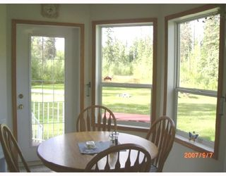 Photo 4: 4120 REEVES DR in Prince_George: Buckhorn House for sale (PG Rural South (Zone 78))  : MLS®# N181237