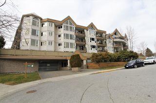 "Main Photo: 106 11595 FRASER Street in Maple Ridge: East Central Condo for sale in ""BRICKWOOD PLACE"" : MLS®# R2346000"