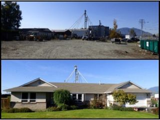 Photo 1: 44414 SIMPSON Road in Sardis: Sardis West Vedder Rd Industrial for sale : MLS®# C8024516