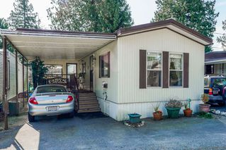 "Main Photo: 4 9132 120 Street in Surrey: Queen Mary Park Surrey Manufactured Home for sale in ""Scott Plaza"" : MLS®# R2351826"