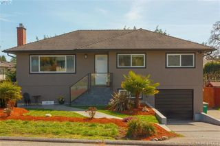 Photo 1: 1035 Nicholson St in VICTORIA: SE Lake Hill House for sale (Saanich East)  : MLS®# 810358