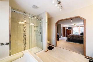 Photo 22: 37 DEANE Crescent: St. Albert House for sale : MLS®# E4150804