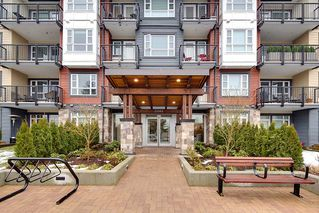 "Photo 1: 205 22562 121 Avenue in Maple Ridge: East Central Condo for sale in ""EDGE ON EDGE 2"" : MLS®# R2357452"