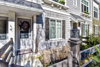 Photo 2: 51 288 171 Street in Surrey: Pacific Douglas Townhouse for sale (South Surrey White Rock)  : MLS®# R2357620