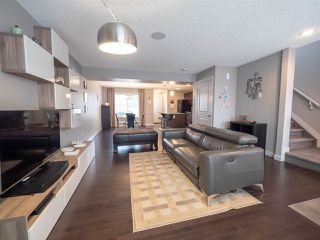 Photo 2: 704 176 Street in Edmonton: Zone 56 Attached Home for sale : MLS®# E4153336
