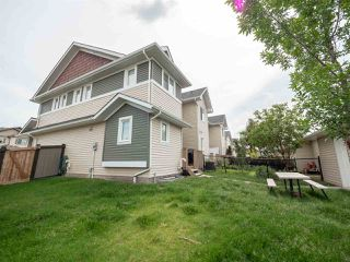 Photo 25: 704 176 Street in Edmonton: Zone 56 Attached Home for sale : MLS®# E4153336