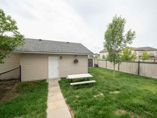 Photo 21: 704 176 Street in Edmonton: Zone 56 Attached Home for sale : MLS®# E4153336