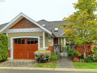 Photo 1: 4 10520 McDonald Park Road in NORTH SAANICH: NS Sandown Row/Townhouse for sale (North Saanich)  : MLS®# 410940