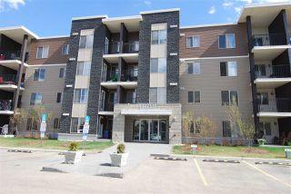 Photo 1: 401 11808 22 Avenue in Edmonton: Zone 55 Condo for sale : MLS®# E4158221