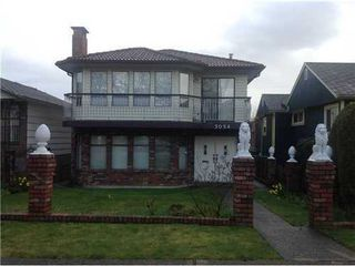 Photo 1: 3054 7TH Ave E in Vancouver East: Renfrew VE Home for sale ()  : MLS®# V1055771