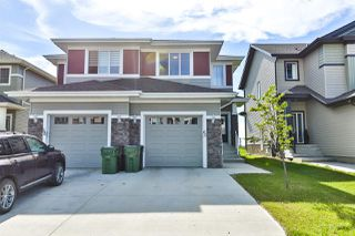 Main Photo: 60 SANDALWOOD Place: Leduc House Half Duplex for sale : MLS®# E4161773