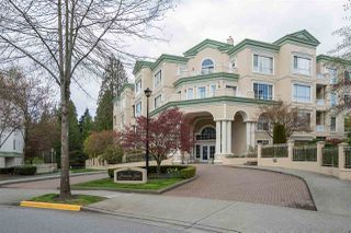 "Photo 1: 103 2985 PRINCESS Crescent in Coquitlam: Canyon Springs Condo for sale in ""PRINCESS GATE"" : MLS®# R2385137"