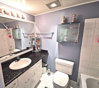 "Photo 10: 301 1180 PINETREE Way in Coquitlam: North Coquitlam Condo for sale in ""FRONTENAC TOWER"" : MLS®# R2386668"