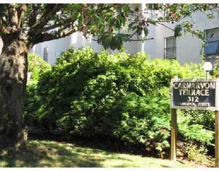 Photo 2: 6 312 CARNARVON Street: Downtown NW Home for sale ()  : MLS®# V756363