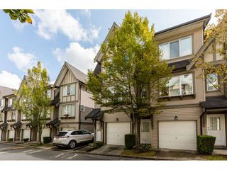 "Photo 1: 83 8775 161 Street in Surrey: Fleetwood Tynehead Townhouse for sale in ""Ballantyne"" : MLS®# R2406213"