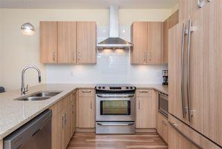 Photo 1: 301 45389 CHEHALIS Drive in Chilliwack: Vedder S Watson-Promontory Condo for sale (Sardis)  : MLS®# R2429182