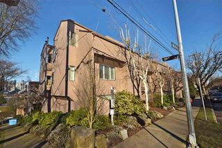 Photo 1: 102 995 W 7TH Avenue in Vancouver: Fairview VW Townhouse for sale (Vancouver West)  : MLS®# R2433992