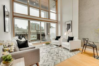 "Photo 7: 413 1529 W 6TH Avenue in Vancouver: False Creek Condo for sale in ""WSIX - South Granville Lofts"" (Vancouver West)  : MLS®# R2435033"