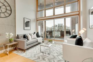 "Photo 6: 413 1529 W 6TH Avenue in Vancouver: False Creek Condo for sale in ""WSIX - South Granville Lofts"" (Vancouver West)  : MLS®# R2435033"