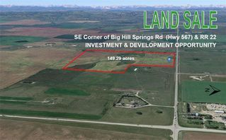 Photo 1: HWY 567 RGE RD 22 in Rural Rocky View County: Rural Rocky View MD Land for sale : MLS®# C4288985