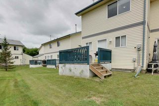 Photo 36: 47 10909 106 Street in Edmonton: Zone 08 Townhouse for sale : MLS®# E4204204