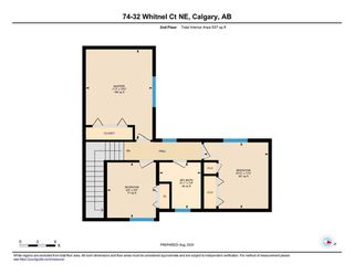 Photo 31: 74 32 WHITNEL Court NE in Calgary: Whitehorn Row/Townhouse for sale : MLS®# A1016839
