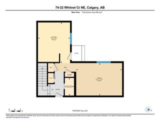 Photo 30: 74 32 WHITNEL Court NE in Calgary: Whitehorn Row/Townhouse for sale : MLS®# A1016839