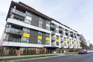 """Photo 1: 107 3038 ST GEORGE Street in Port Moody: Port Moody Centre Condo for sale in """"GEORGE"""" : MLS®# R2527223"""