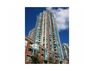 """Photo 1: 3304 939 HOMER Street in Vancouver: Downtown VW Condo for sale in """"PINNACLE"""" (Vancouver West)  : MLS®# V875476"""