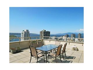 "Photo 8: 502 1250 BURNABY Street in Vancouver: West End VW Condo for sale in ""THE HORIZON"" (Vancouver West)  : MLS®# V880182"