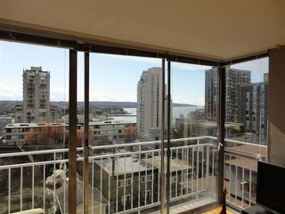 "Photo 1: 502 1250 BURNABY Street in Vancouver: West End VW Condo for sale in ""THE HORIZON"" (Vancouver West)  : MLS®# V880182"
