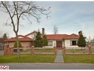 """Main Photo: 11028 157TH Street in Surrey: Fraser Heights House for sale in """"Fraser Heights"""" (North Surrey)  : MLS®# F1111525"""
