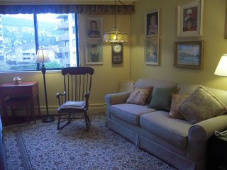 "Photo 9: 503 2165 ARGYLE Avenue in West Vancouver: Dundarave Condo for sale in ""Ocean Terrace"" : MLS®# V919229"